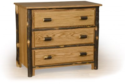 3 drawer chest cabin bedroom furniture