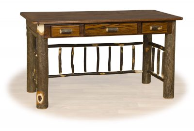 foreman desk log cabin furniture