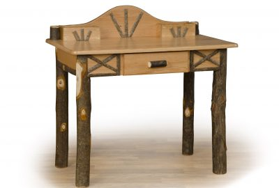 writing desk log cabin furniture