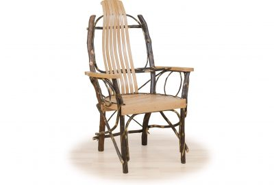 contour chair log cabin dining room furniture