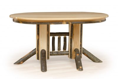 double pedestal dining table log cabin dining room furniture