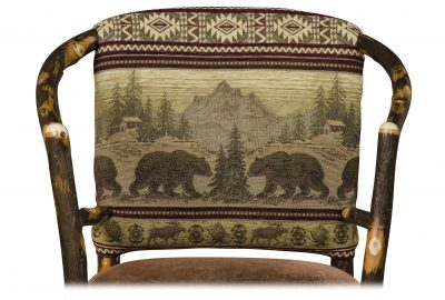 bear mountain fabric cabin furnishings