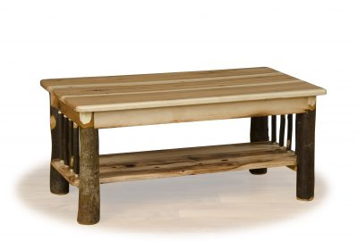 coffee table log cabin furniture