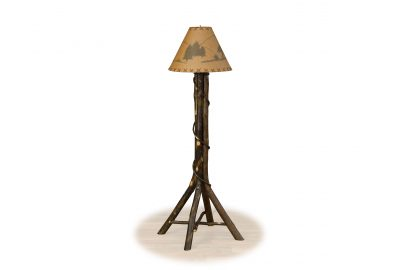 floor lamp furniture for log cabins