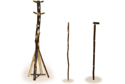 hall tree canes furniture for log homes