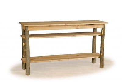 sofa tv stand log cabin furniture