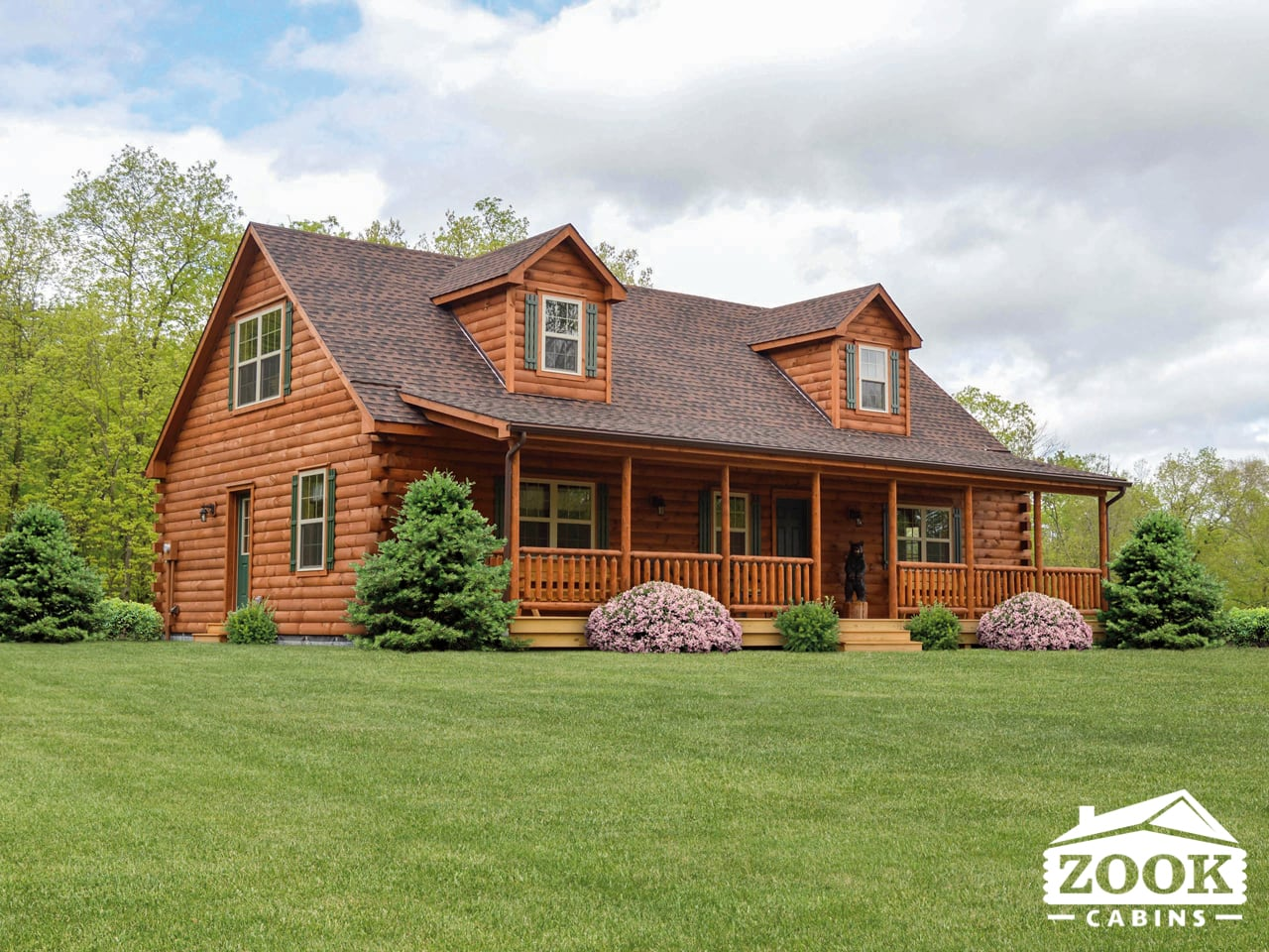 Log Cabin Homes in New Hampshire 5