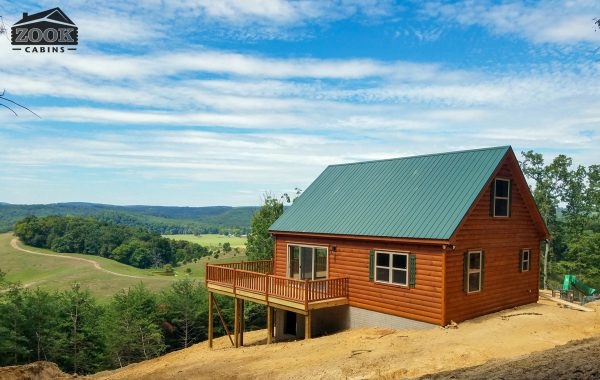 prefab cabins in tennessee