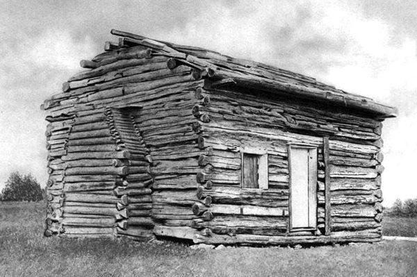 old modular log homes ky