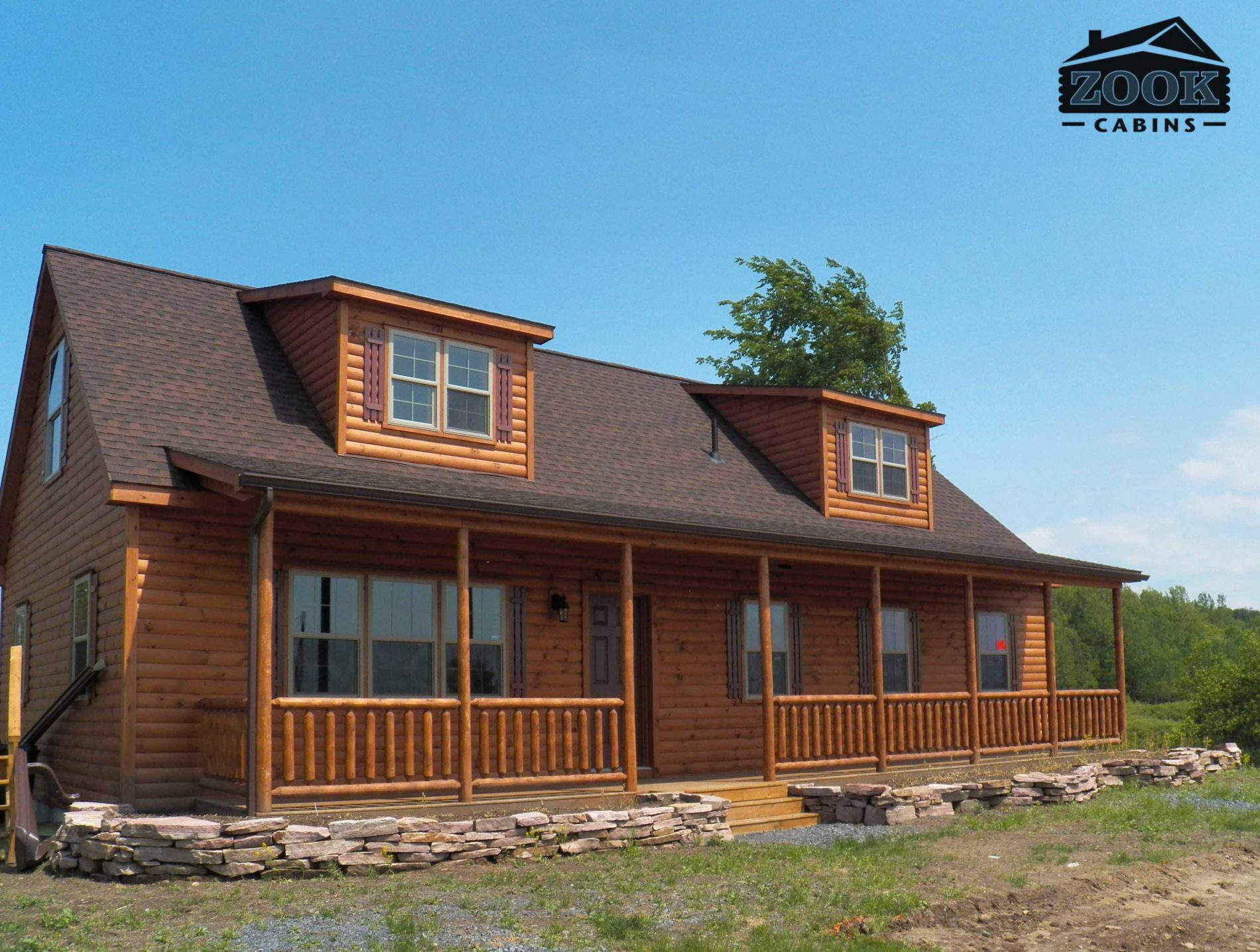 zooks modular log homes ky