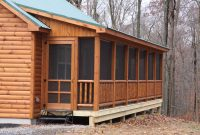 musketeer cabin screened porch