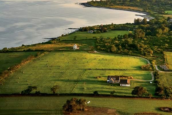 rhode island farmland and water