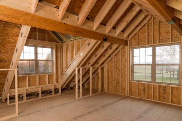 cabin construction