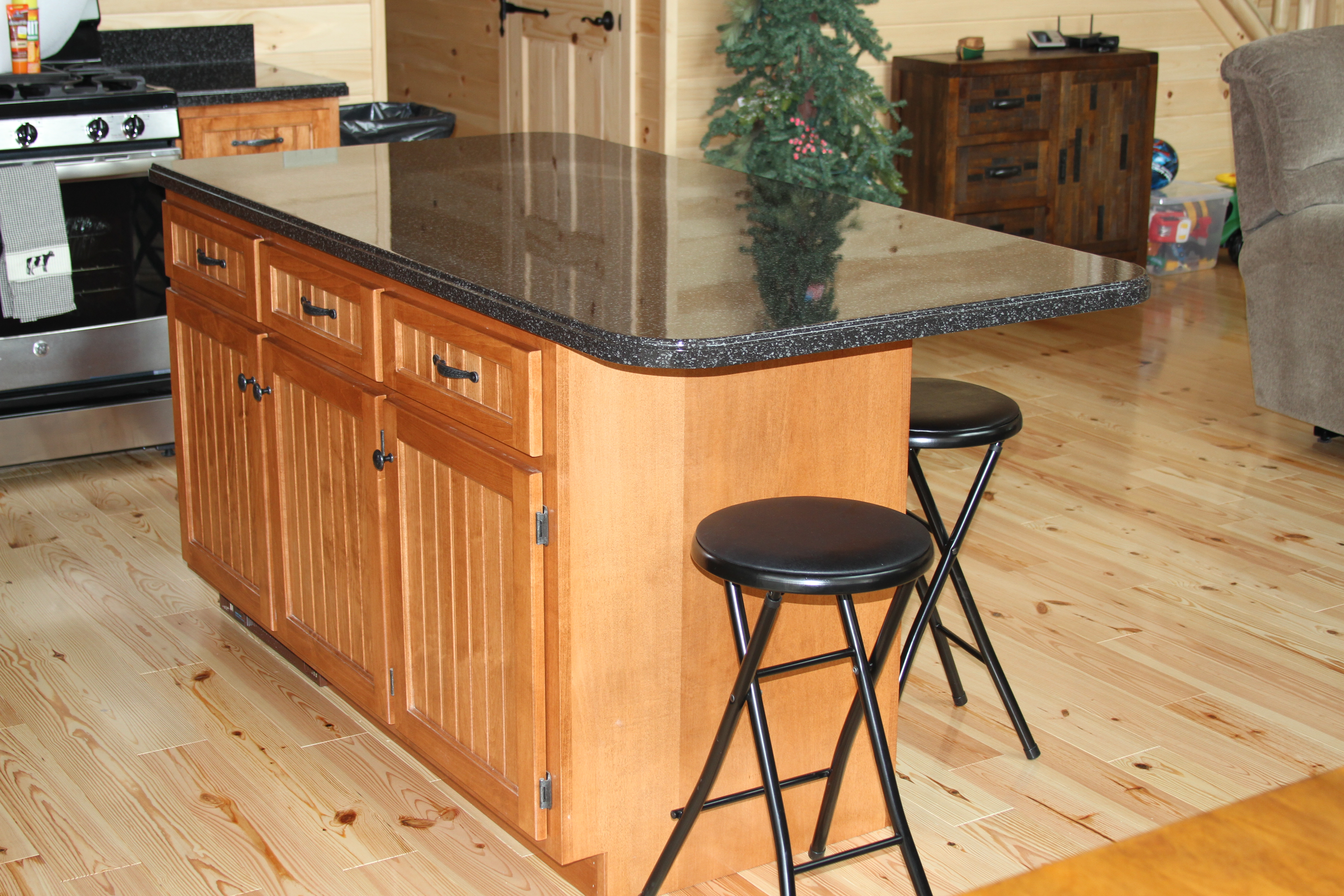 amish custom cabin builders