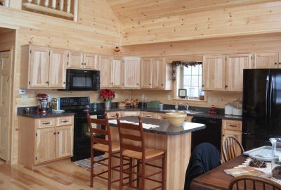 cabin building ideas