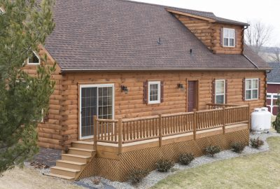 custom cabin builders in pa
