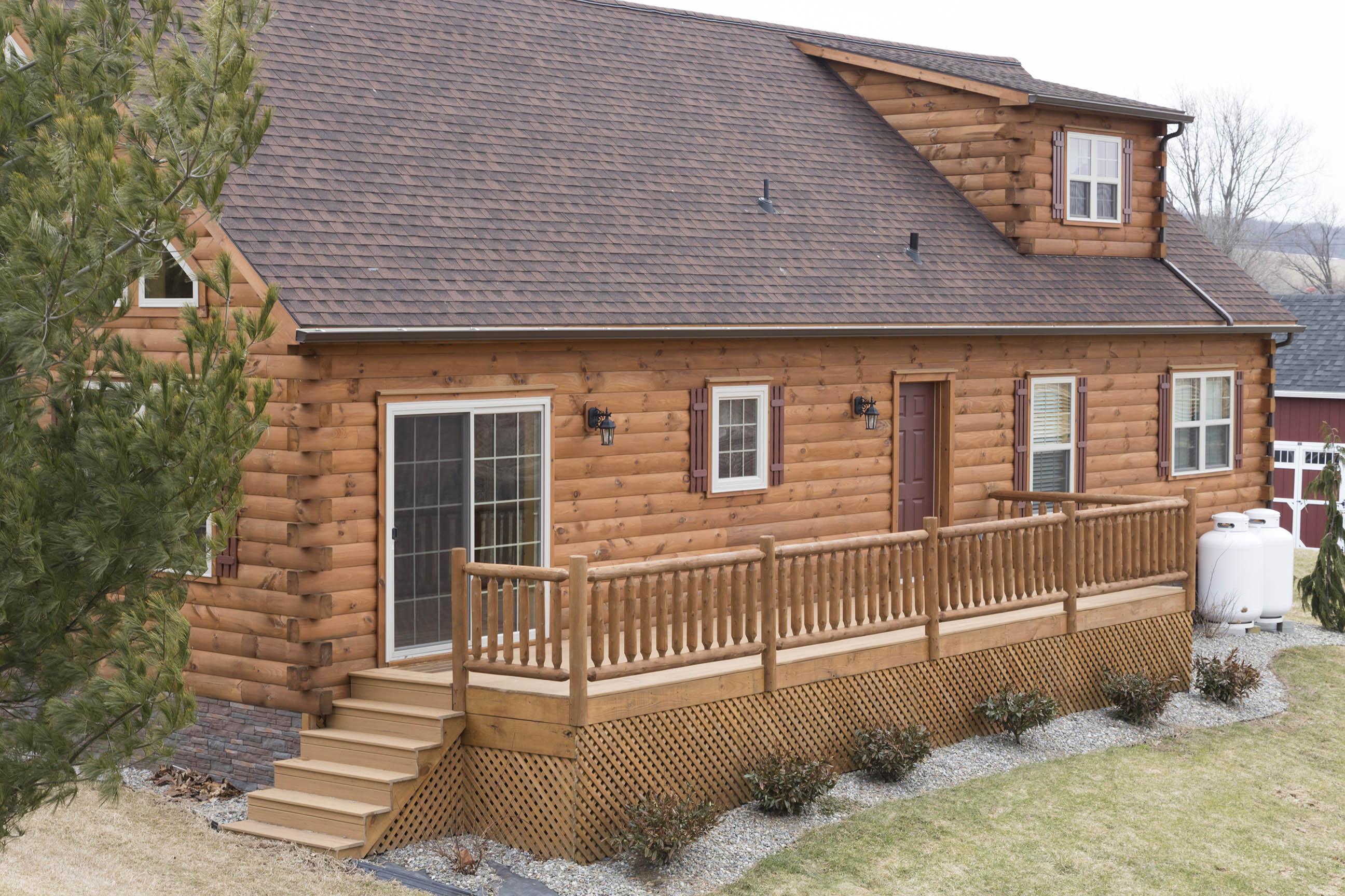 custom cabin builders in pa