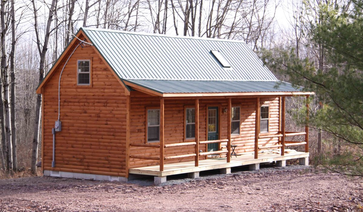 log cabin financing