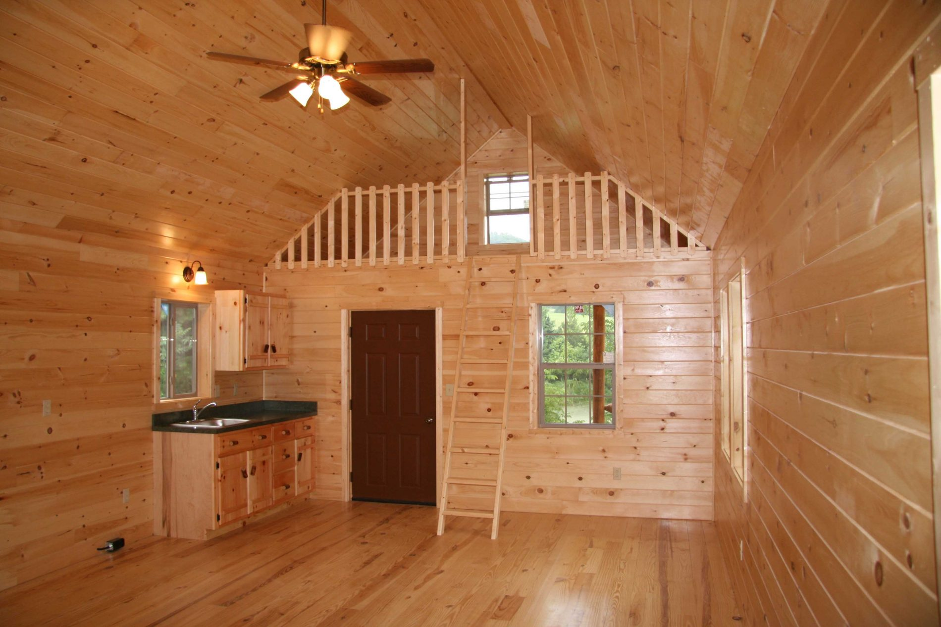 Hunting Cabin Interior Do It Yourself Hunting Cabins: Prefab Log Cabin Pictures And Prefab Log Home Photos