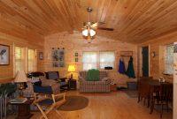 frontier 3 prefab log home