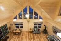 mountaineer deluxe 17 prefab log home