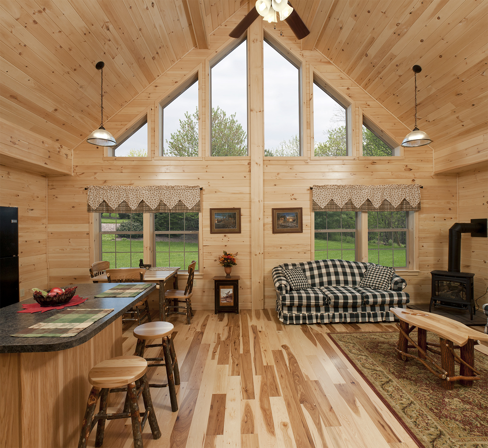 Prefab Log Cabin Pictures and Prefab Log Home Photos | Zook Cabins on log cabin homes for rent, log cabin vacation rentals, log cabin modular house, log hunting cabins prefab, log cabin modular home floor plans,
