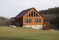 mountaineer deluxe 7 prefab log home