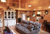 mountaineer deluxe 8 prefab log home