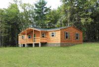 pioneer 1 prefab log cabin