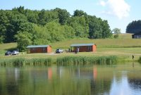 settler 1 prefab log cabin