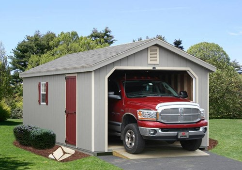1 Car Garage Single Car Garage Plans A Frame Garage Zook Cabins