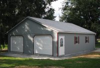 high roof garage for prefab garage plans