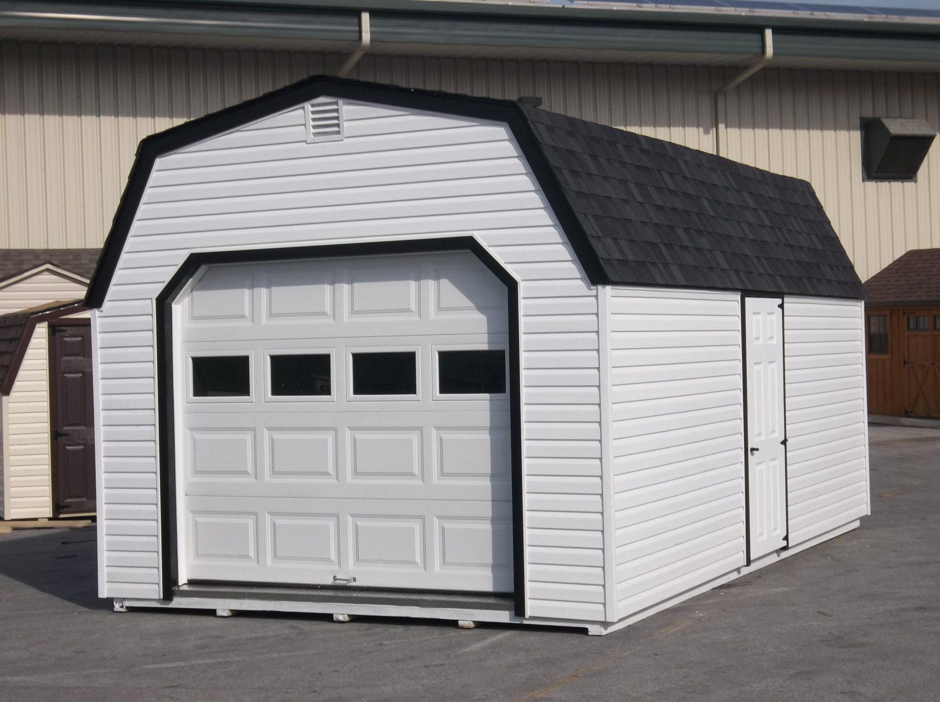 1 Car Garage Single Car Garage Plans A Frame Garage