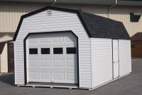 single car log garages in pa