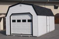 single car log garages in pa