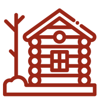amish log cabins for sale in ohio by zook cabins