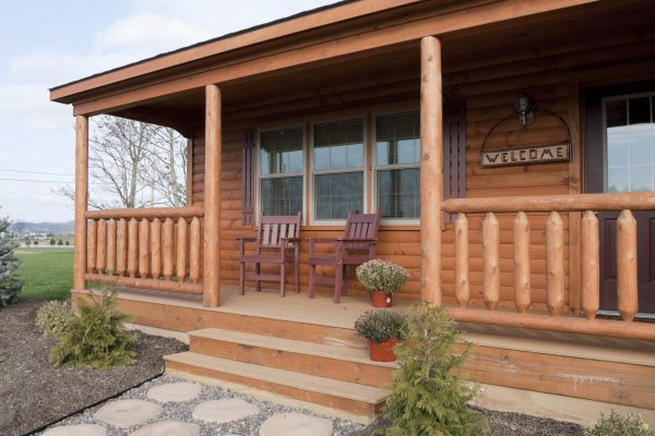 Amish Log Cabins For Sale Prefab Log Cabin Homes by Zook Cabins