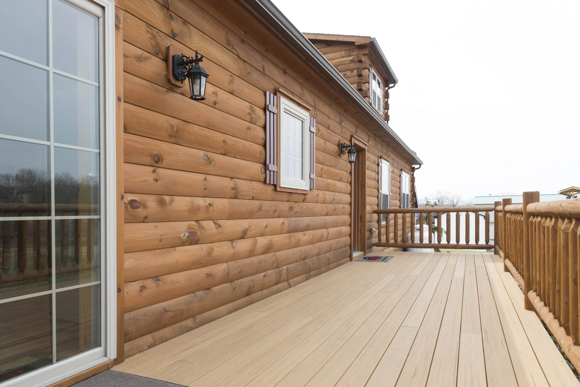 Cabin Options For Your Custom Log Cabin Make Your Cabin Plan