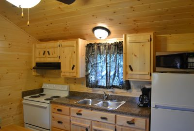 cabin pine cabinets with wood handles