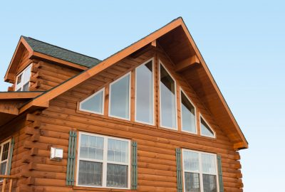 cabin prow roof