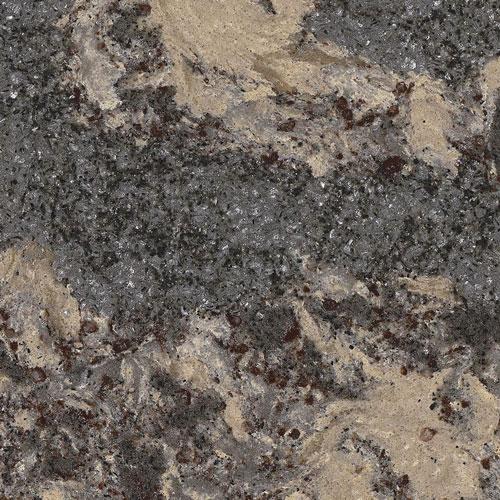 prefab log cabin countertop quartz Langdon