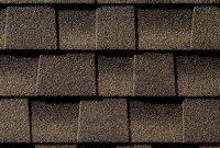 prefab log cabin roofing asphalt barkwood