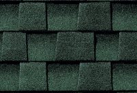 prefab log cabin roofing asphalt hunter green