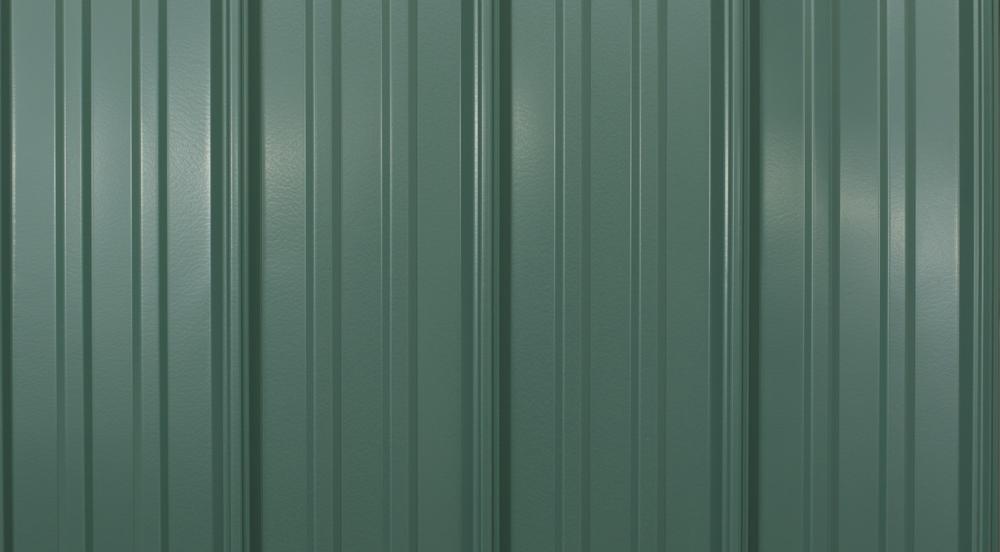 prefab log cabin roofing metal evergreen