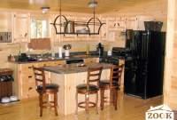Pioneer Log Cabins 12