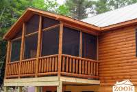 Pioneer Log Cabins 8