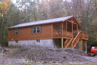 modular log cabin prices