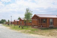 cabin prices for campground