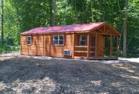 campground cabin prices