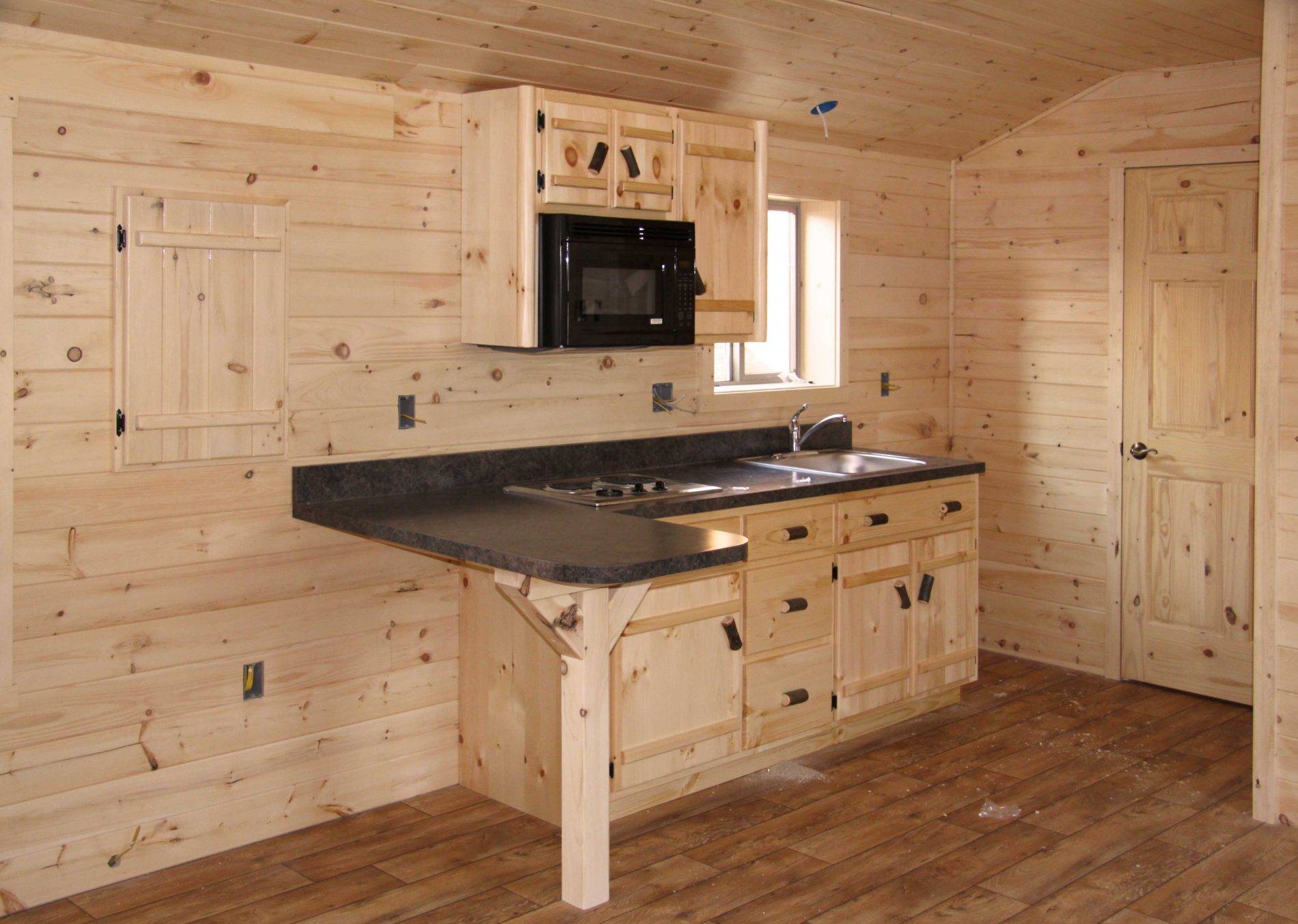 Settler Cabin Hunting Lodge Plans Small Cabin Plans Zook Cabins